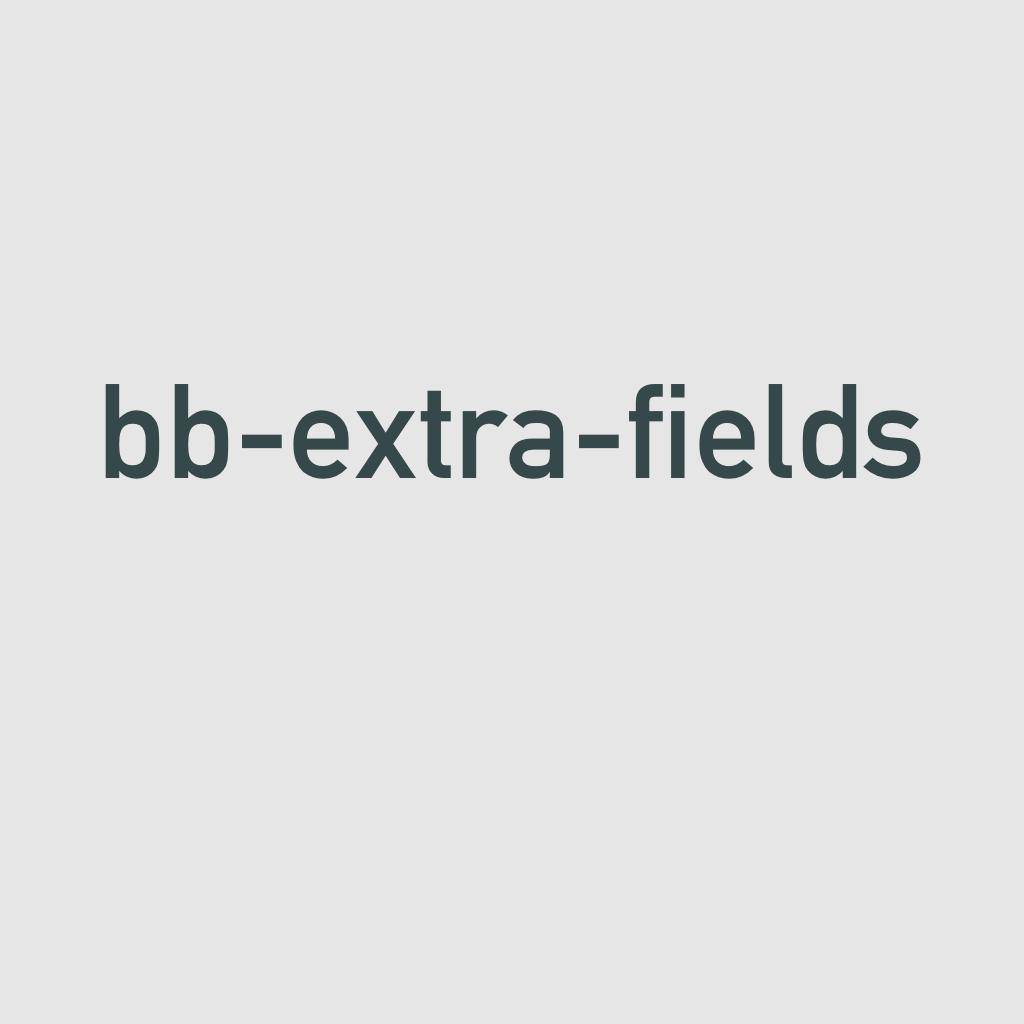 bb-extrafields logo