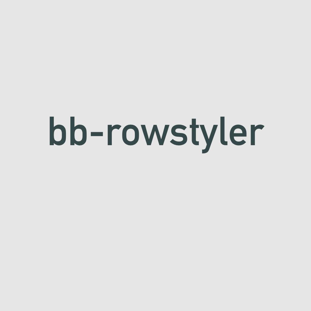 bb-rowstyler logo