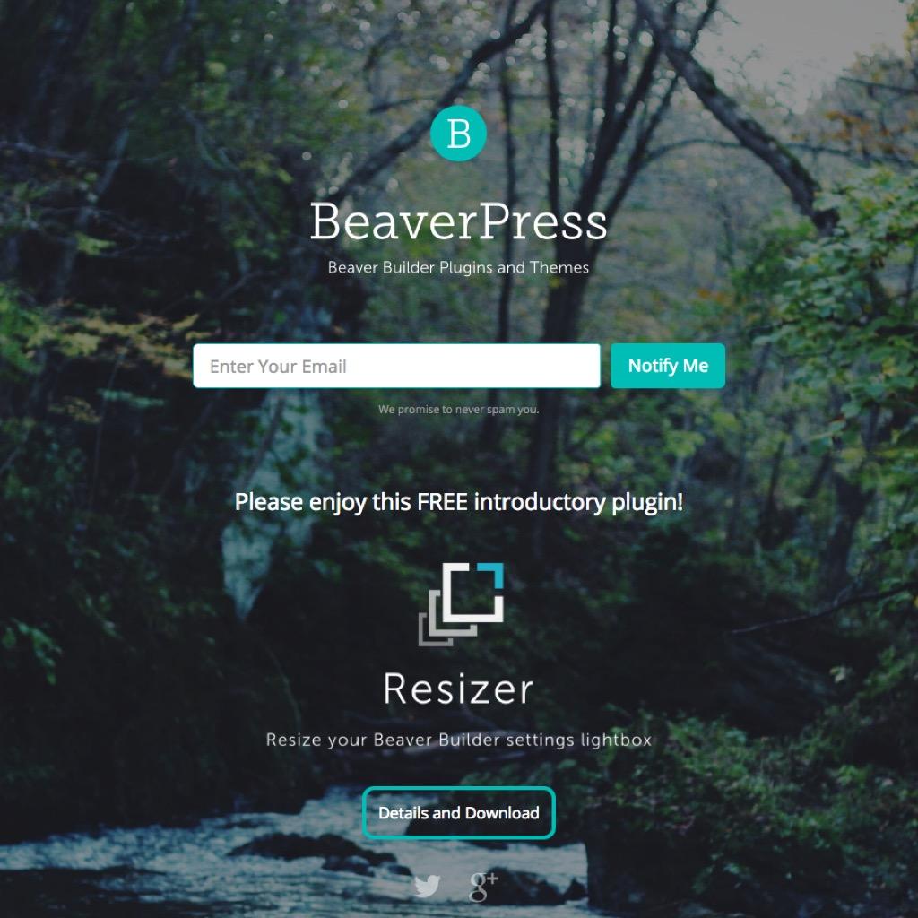 beaver press logo