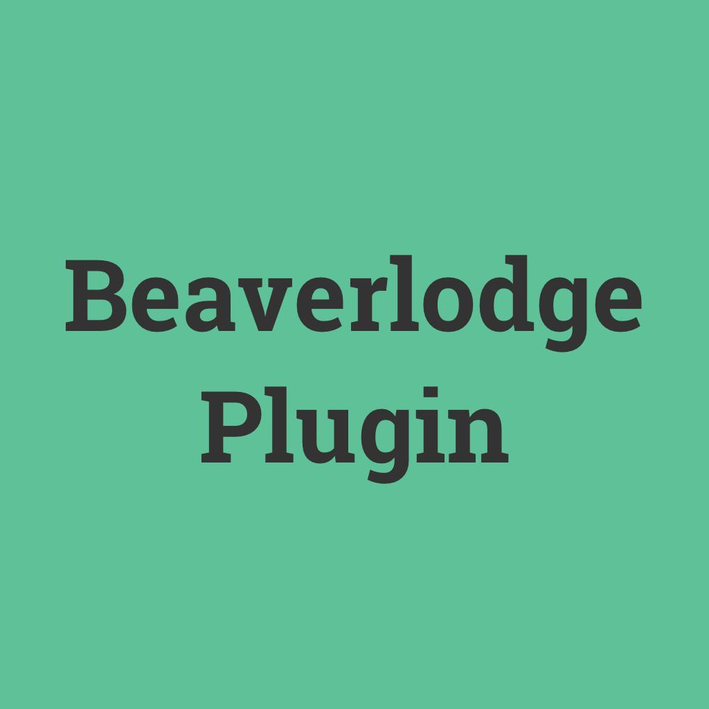 beaverlodge Plugin logo