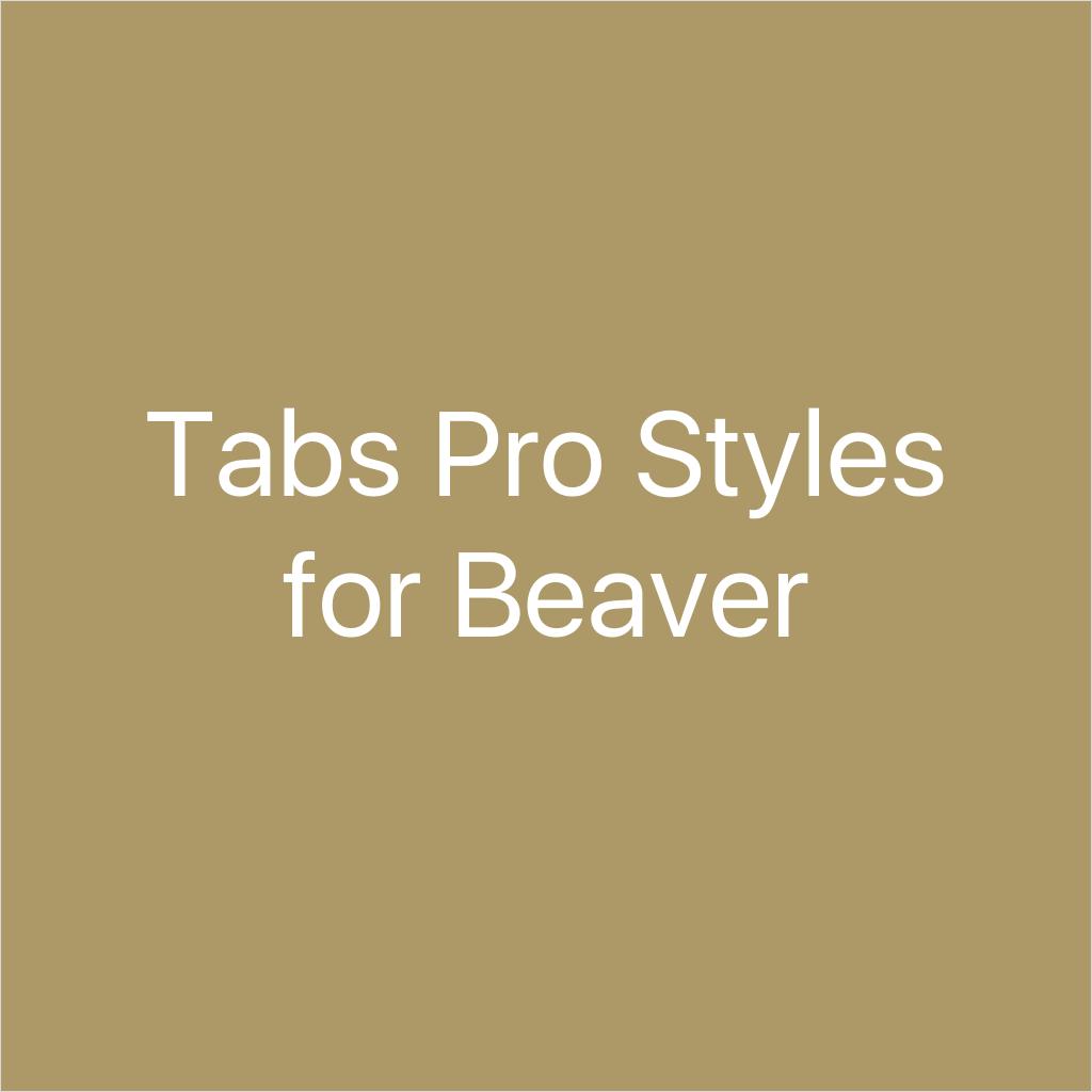 tabs pro styles logo@2x