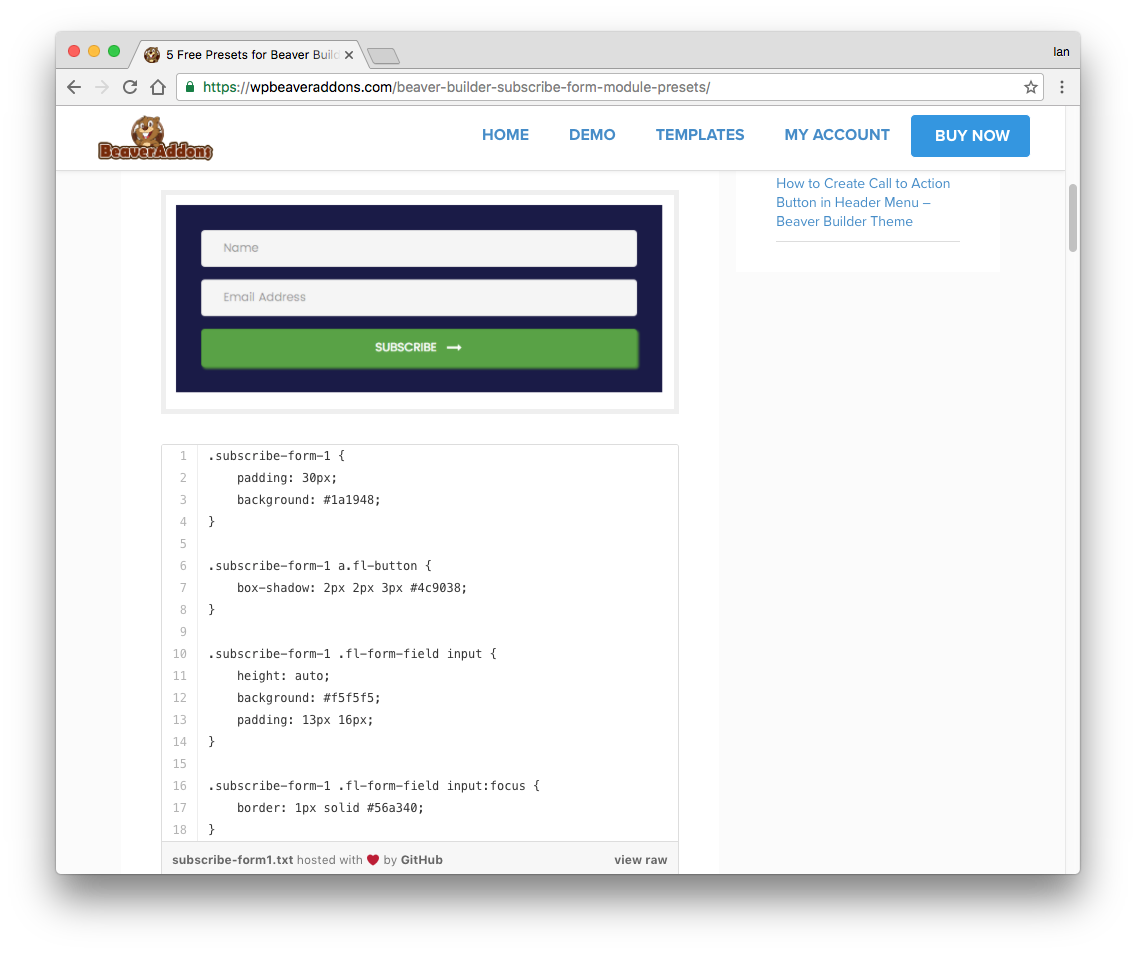 subscribe-form-css-rules-for-beaver-builder