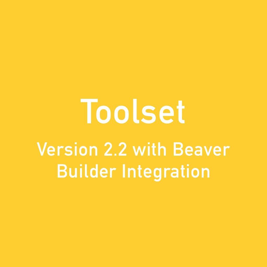 beaver builder toolset plugin